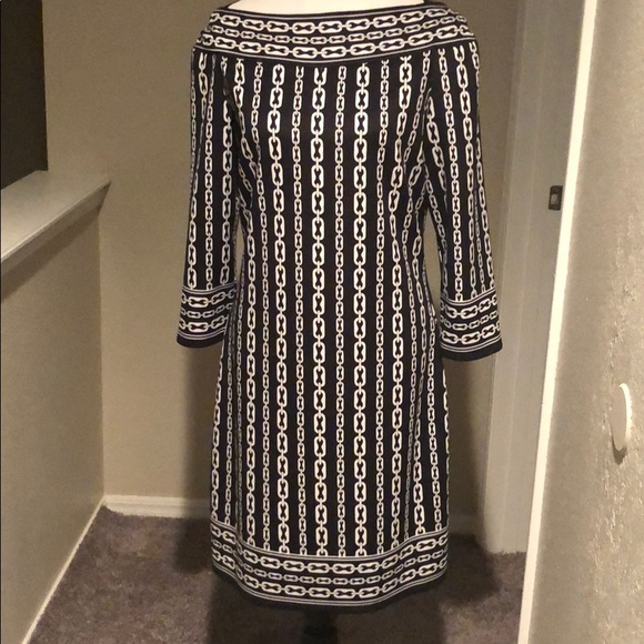 Max Studio Dresses & Skirts - BNWT Black and whit office dress